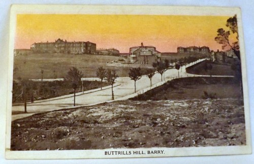 Buttrills Hill, Barry