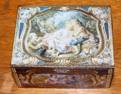 Barker and Dobson Biscuit Tin