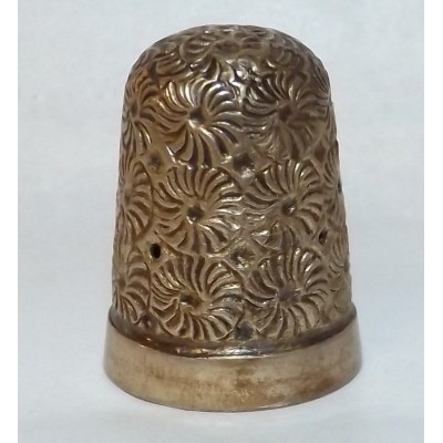 Daisy Wheel Pattern Thimble...