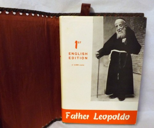 Father Leopoldo of Castelnovo