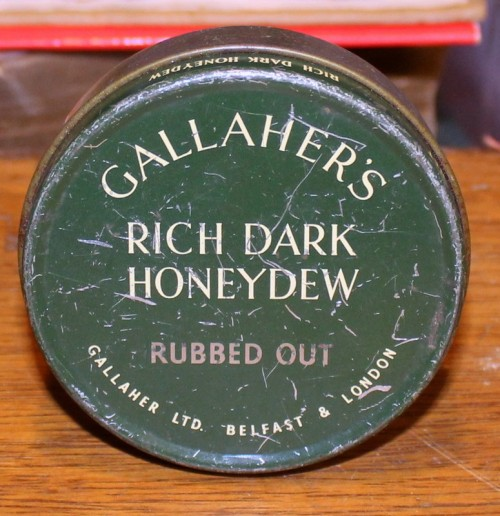 Gallaher's Tobacco Tin