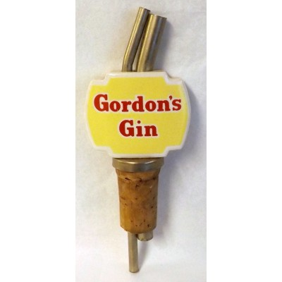 Gordon's Gin Bottle Pourer...
