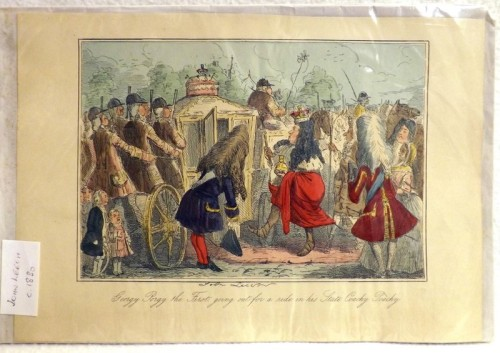John Leech Antique Print 1