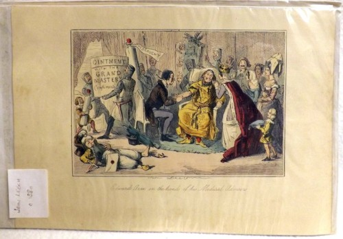 John Leech Antique Print 4