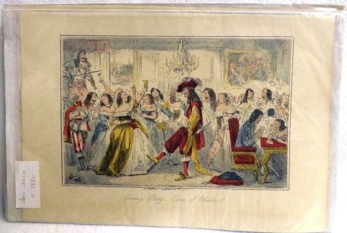 John Leech Antique Print 5