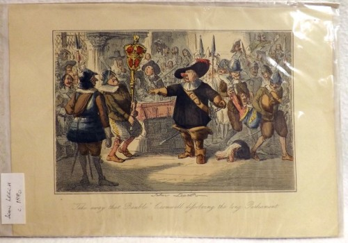 John Leech Antique Print 6