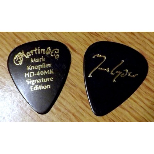 Mark Knopfler Guitar Pick