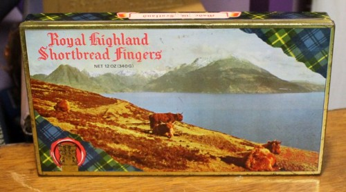 Mitchell and Muil Shortbread Tin